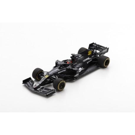 """SPARK S6457 RENAULT R.S. 20 N°31 Renault F1 Team """"Course à déterminer"""" Esteban Ocon"""