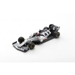 SPARK S6461 ALPHA TAURI AT01 N°26 Scuderia AlphaTauri F1 Team - Test Barcelone 2020 Daniil Kyvat