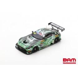 SPARK AS053 MERCEDES-AMG GT3 N°999 Mercedes-AMG GruppeM Racing 6ème 12H Bathurst 2020 F. Fraga - M. Buhk - R. Marciello (300ex)