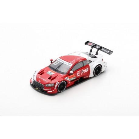 SPARK SG453 AUDI RS 5 DTM 2019 N°33 Audi Sport Team Rosberg -Super GT x DTM DreamRace Fuji 2019 René Rast (300ex)