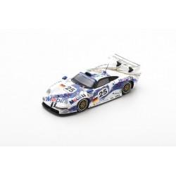 SPARK S5602 PORSCHE 911 GT1 N°25 Porsche AG 2ème 24H Le Mans 1996 -H-J. Stuck - B. Wollek - T. Boutsen