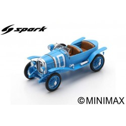 SPARK S8101 CHENARD & WALCKER N°10 2ème 24H Le Mans 1923 -R. Bachmann - C. Dauvergne