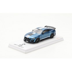 TRUESCALE TSM430477 FORD Mustang Shelby GT500 -Ford Performance Blue