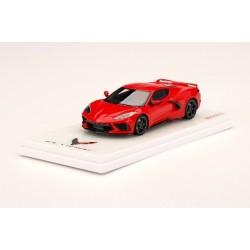 TRUESCALE TSM430494 CHEVROLET Corvette Stingray -Torch Red