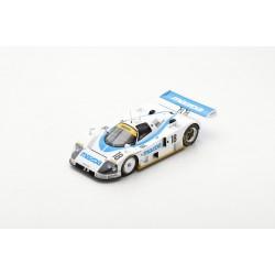 SPARK 18S295 MAZDA 787 B N°18 24H Le Mans 1991 -S. Johansson - D. Kennedy - M. S. Sala
