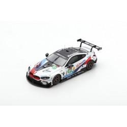 TRUESCALE TSM430473 BMW M8 GTE N°81 BMW Team MTEK 24H Le Mans 2019