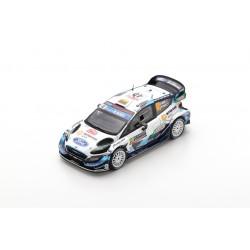 SPARK S6558 FORD Fiesta WRC M-Sport Ford WRT N°40 -Rallye Monte Carlo 2020 D. Jocius - M. Varža