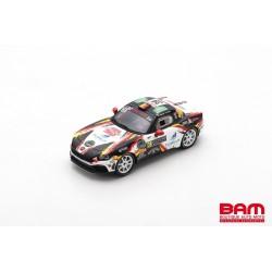 SPARK S6565 ABARTH 124 Rallye RGT LacRacing.Be N°39 -Rallye Monte Carlo 2020 L. Caprasse - R. Herman