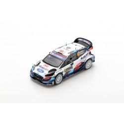 SPARK S6559 FORD Fiesta WRC M-Sport Ford WRT N°44 -Rallye Monte Carlo 2020 G. Greensmith - E. Edmondson