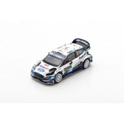 SPARK S6557 FORD Fiesta WRC M-Sport Ford WRT N°3 -Rallye Monte Carlo 2020 T. Suninen - J. Lehtinen