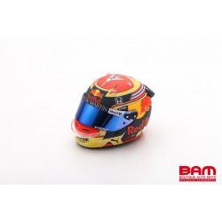 SPARK 5HF040 CASQUE Alexander Albon - Red Bull 2020
