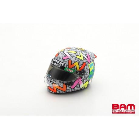 SPARK 5HF044 CASQUE Daniel Ricciardo - Renault 2020
