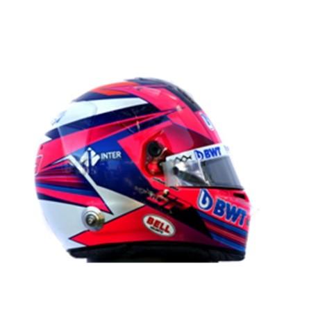 SPARK 5HF046 CASQUE Sergio Pérez - Racing Point 2020