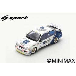 SPARK SA193 FORD Sierra RS500 Cosworth N°7 2ème Macau Guia Race 1989 Andy Rouse (300ex)