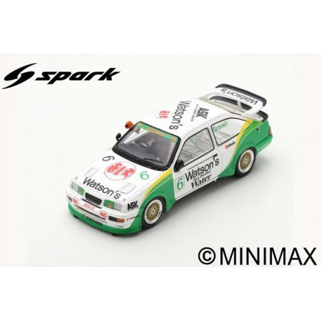SPARK SA198 FORD Sierra RS500 Cosworth N°6 Macau Guia Race 1990 -Robb Gravett (300ex)