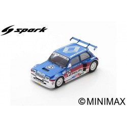 SPARK SF055 RENAULT 5 Maxi Turbo Superproduction N°25 1987 -Érik Comas (500ex)