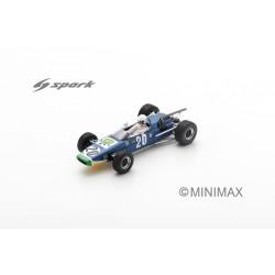 SPARK SF178 MCLAREN M4A N°20 5ème GP de Pau F2 1968 Guy Ligier (300ex)
