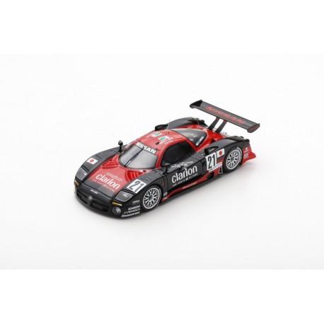 SPARK S3577 NISSAN R390 GT1 N°21 24H Le Mans 1997- J. Müller - W. Taylor - M. Brundle