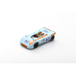 SPARK S4626 PORSCHE 908/03 N°40 2ème Targa Florio 1970- P. Rodríguez - L. Kinnunen