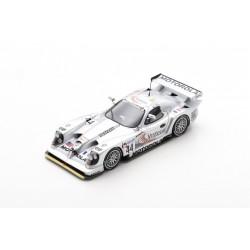SPARK S5027 PANOZ ESPERANTE GTR-1 N°44 Panoz Motorsports Inc. 24H Le Mans 1998- E. Bernard - C. Tinseau - J. O'Connell