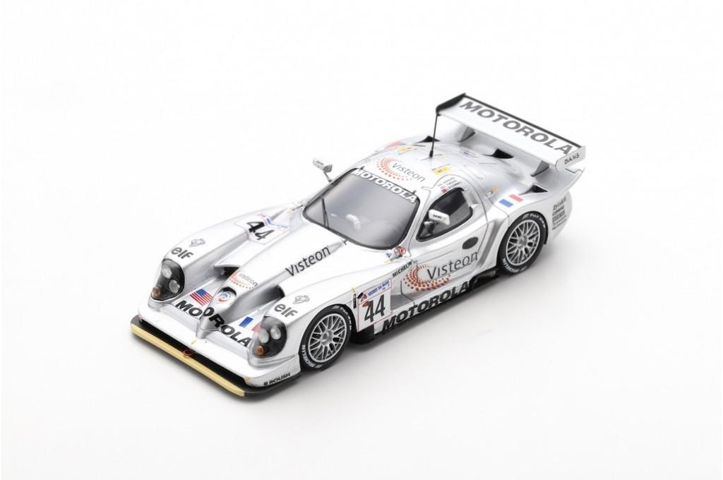 SPARK S5027 PANOZ ESPERANTE GTR-1 N°44 Panoz Motorsports ...