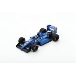 SPARK S7412 LIGIER JS31 N°26 Practice GP Italie 1988- Stefan Johansson