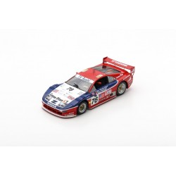 SPARK S7741 NISSAN 300 ZX N°76 24H Le Mans 1994- P. Gentilozzi - S. Kasuya - E. van de Poele