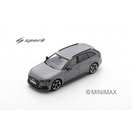 SPARK S7832 AUDI RS 4 2018 Nardo Grey