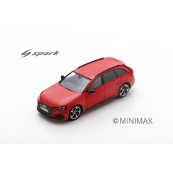 SPARK S7833 AUDI RS 4 2018 Misano Red