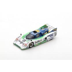 SPARK S8600 LOLA T600 N°18 24H Le Mans 1981- E. de Villota - G. Edwards - J. Fernárdez