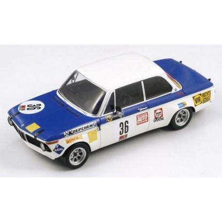 SPARK 18SG005 2002 Ti N°36 1er 24H. Nurburgring 1970
