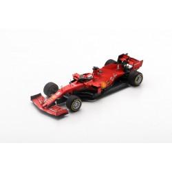 LOOKSMART LSF1027 FERRARI Scuderia SF100 N°5 test Barcelone 2020 -Sebastian Vettel