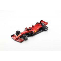 LOOKSMART LS18F1028 FERRARI Scuderia SF100 N°16 test Barcelone 2020 -Charles Leclerc (1/18)