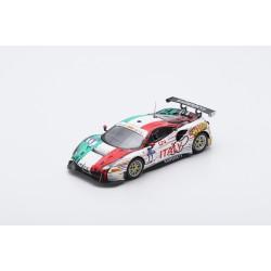 LOOKSMART LSRC065 FERRARI 488 GT3 N°11 AF Corse 6ème FIA GT Nations Cup Bahrain 2018