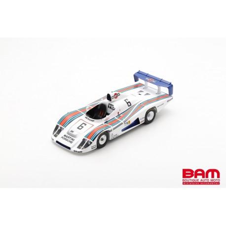 SPARK 18S519 PORSCHE 936/78 N°6 2ème 24H Le Mans 1978 (1/18)
