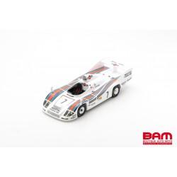 SPARK 18S520 PORSCHE 936/77 N°7 3ème 24H Le Mans 1978 (1/18)