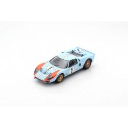 SPARK 18S515 FORD MK II n°1 2ème 24H Le Mans 1966 - K. Miles - D. Hulme (1/18)