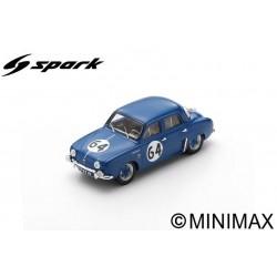 SPARK S5218 RENAULT DAUPHINE N°64 34ème 12H Sebring