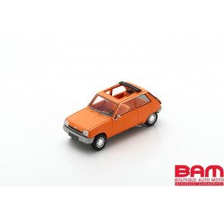 MILEZIM Z0160 RENAULT 5 TL Orange 1972