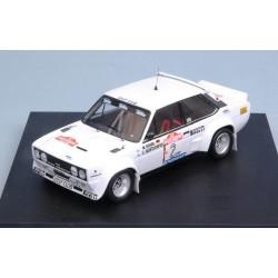 TROFEU TROFEU1413 Fiat 131 Abarth N.2 SAN Remo 1980 ROHRL-GEISTDORFER