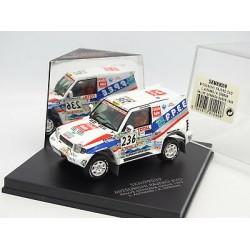 VITESSE SKM99039 Mitsubishi Pajero Evo Rallye Granada Dakar 1999 N°236