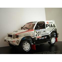 VITESSE SKM99023 MITSUBISHI Pajero Evo #201 Fontenay Dakar 1999