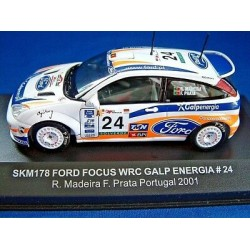 VITESSE SKM178 Ford Focus Wrc Portugal 2001 n°24
