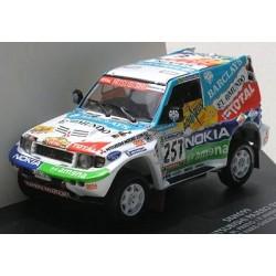 VITESSE SKM099 MITSUBISHI PAJERO EVO Dakar 2000 #257
