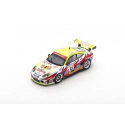 SPARK S5527 PORSCHE 911 996 GT3 RS N°93 Alex Job Racing Vainqueur LM GT class 24H Le Mans 2003 E. Collard - L. Luhr - S. Maassen