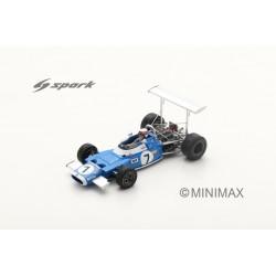 SPARK S7186 MATRA MS80 N°7 Vainqueur Race of Champions 1969