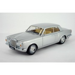 PARAGON PA-98201L ROLLS ROYCE SILVER SHADOW COUPE SILVER