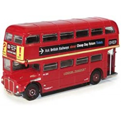 Corgi OM46301 Original Omnibus RM 1164 (1164CLT) Route 131 Walton on Thames, 1962 1:76
