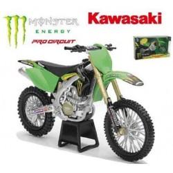 NEW-RAY NWR43233 KAWAZAKI KX250F 2008 1.12