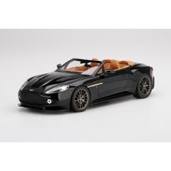 TOP SPEED TS0216 ASTON MARTIN Vanquish Zagato Volante Scorching Black